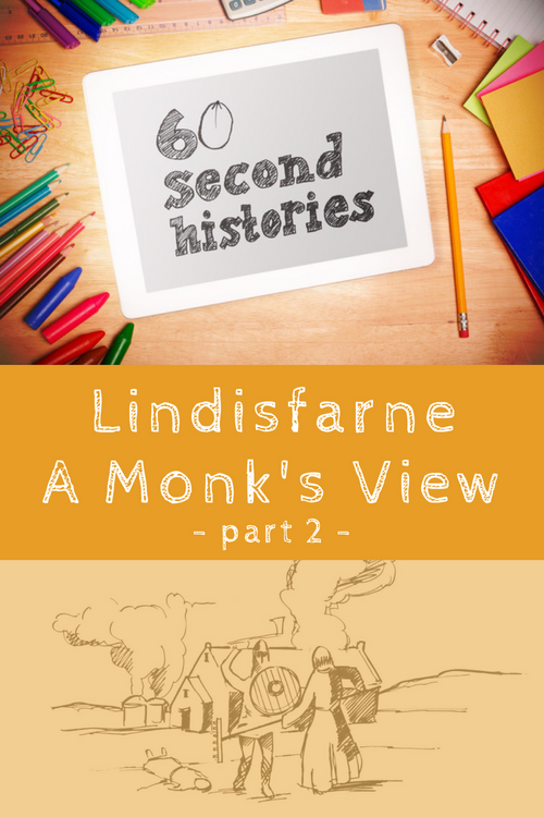 Vikings - Lindisfarne: A Monk's View - Part 2 (3-Day Rental)