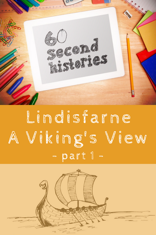 Vikings - Lindisfarne: A Viking's View - Part 1 (1-Year Rental)