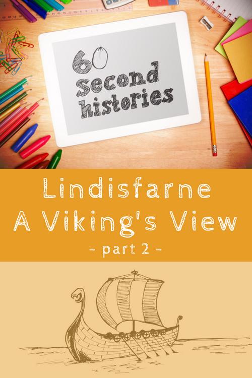 Vikings - Lindisfarne: A Viking's View - Part 2 (1-Year Rental)
