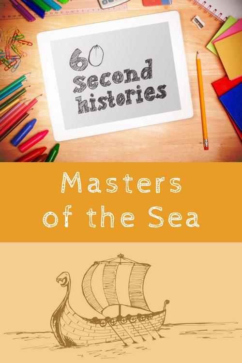 Vikings - Masters of the Sea (1-Year Rental)