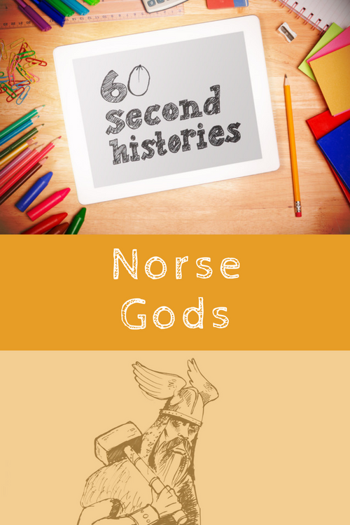 Vikings - Norse Gods (1-Year Rental)