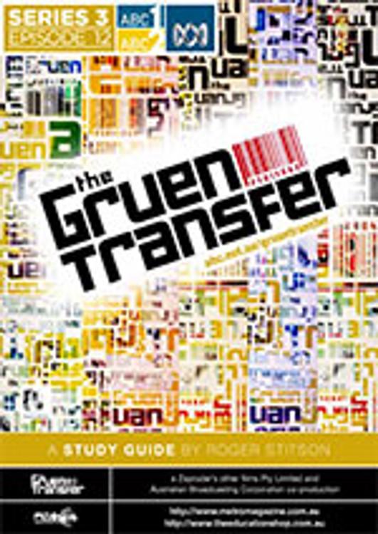 Gruen Transfer, The ?Series 3 Episode 12