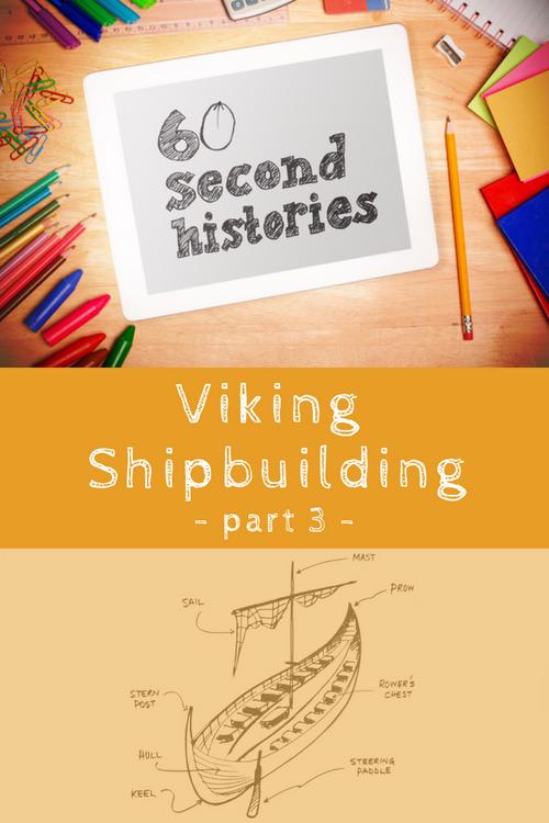 Vikings - Viking Shipbuilding: Part 3 (1-Year Rental)