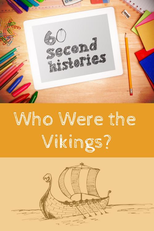 Vikings - Who Were the Vikings? (1-Year Rental)