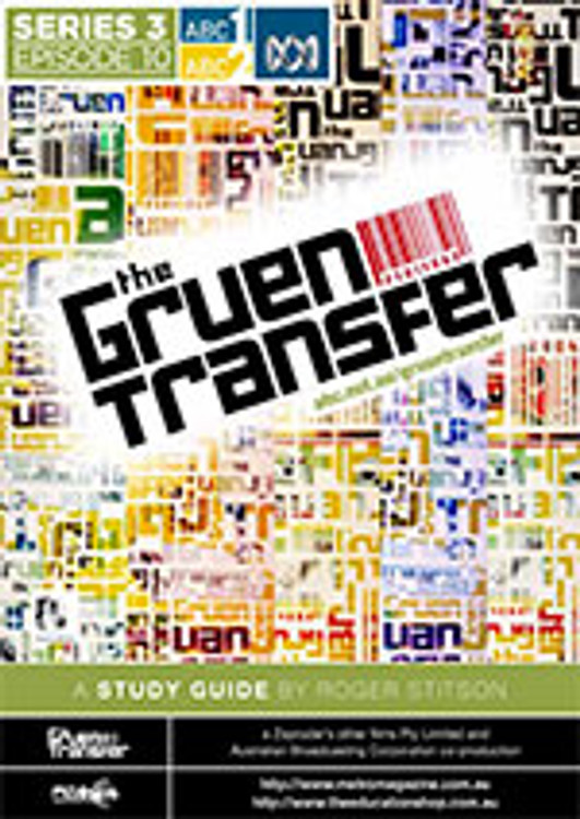 Gruen Transfer, The ?Series 3 Episode 10