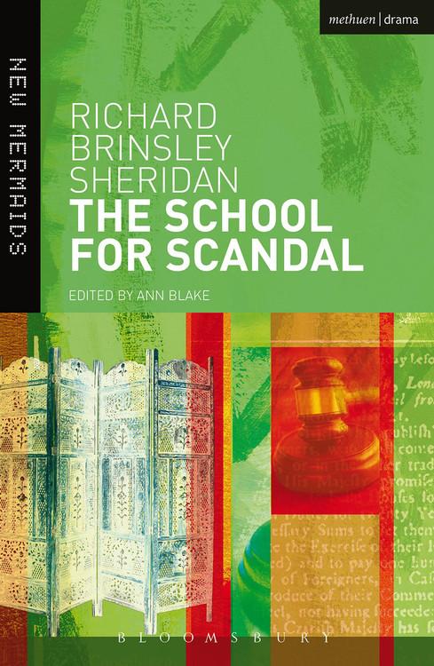 Richard Brinsley Sheridan: The School for Scandal