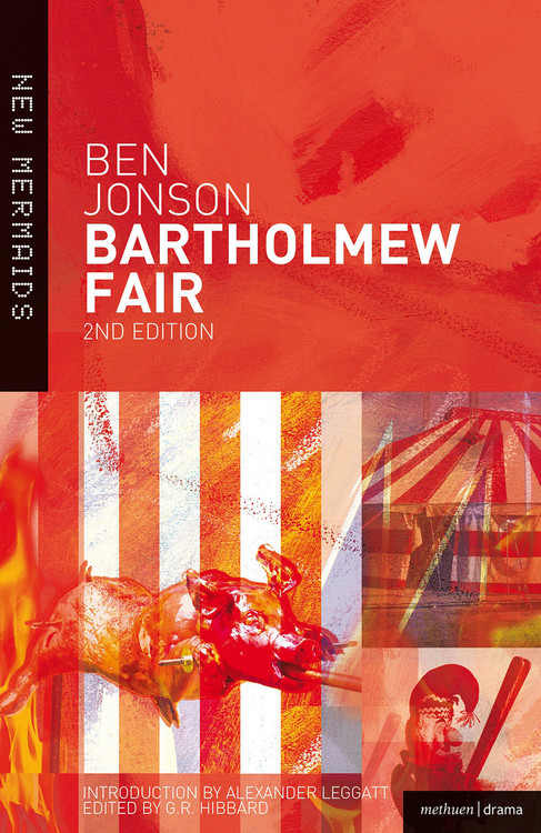 Ben Jonson: Bartholmew Fair - 2nd Edition