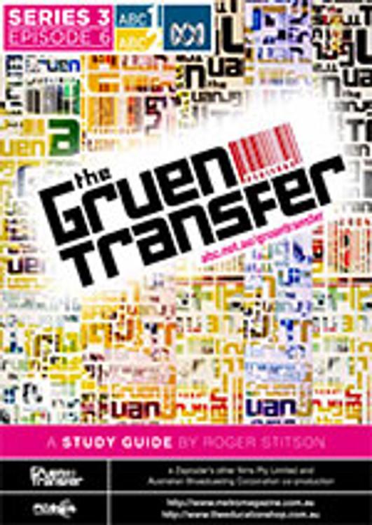 Gruen Transfer, The ?Series 3 Episode 06