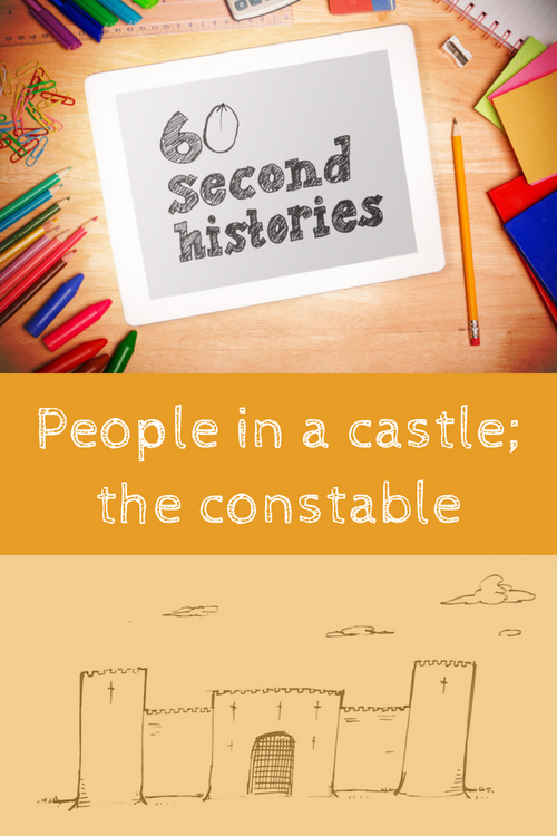 Medieval - People in a Castle: The Constable (1-Year Rental)