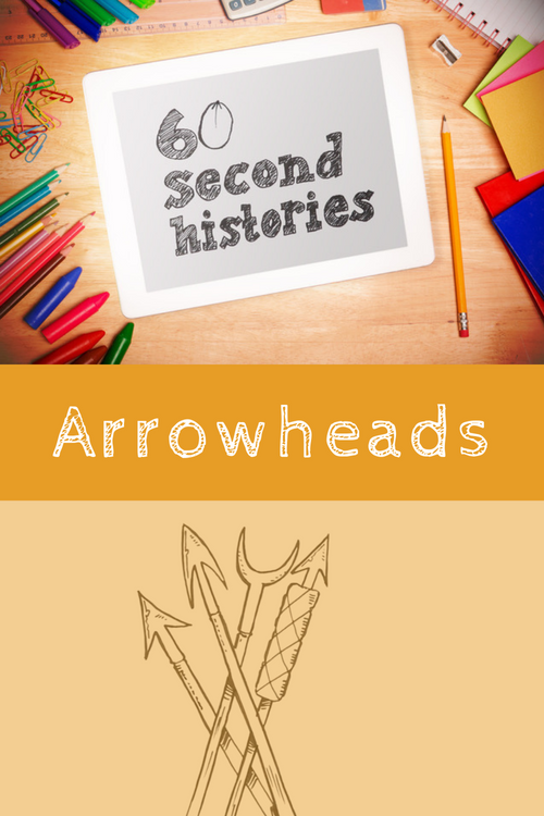 Medieval - Arrowheads (3-Day Rental)