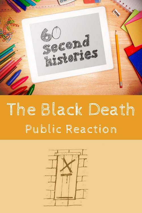 Medieval - The Black Death: Public Reaction (1-Year Rental)