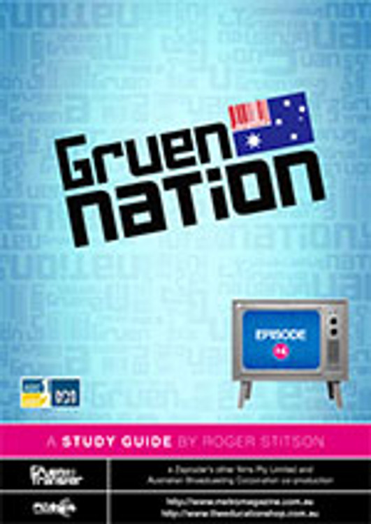Gruen Nation ?Series 1, Episode 4