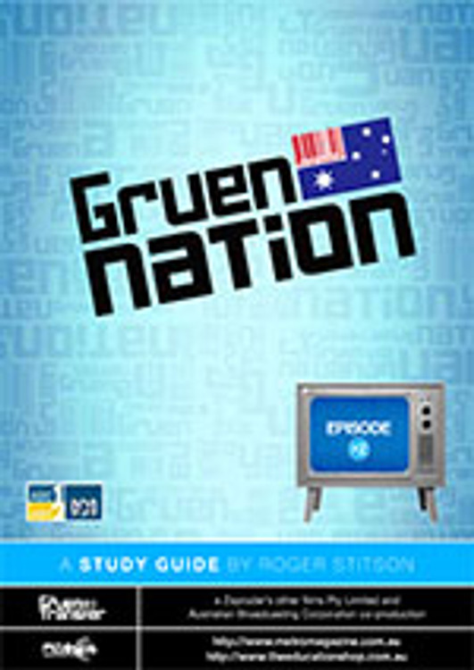 Gruen Nation ?Series 1, Episode 2