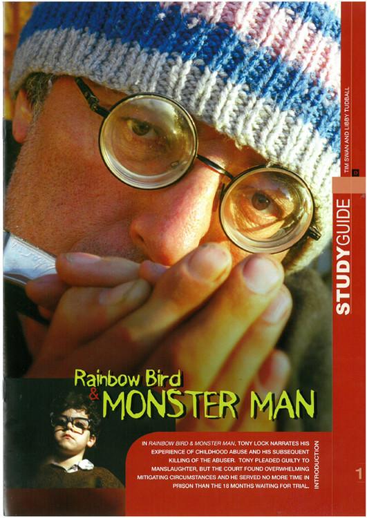 Rainbow Bird & Monster Man (ATOM Study Guide)
