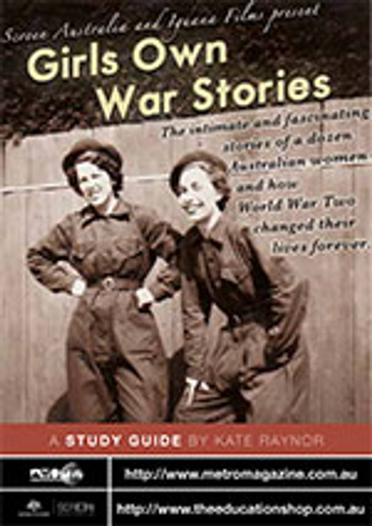 Girls Own War Stories