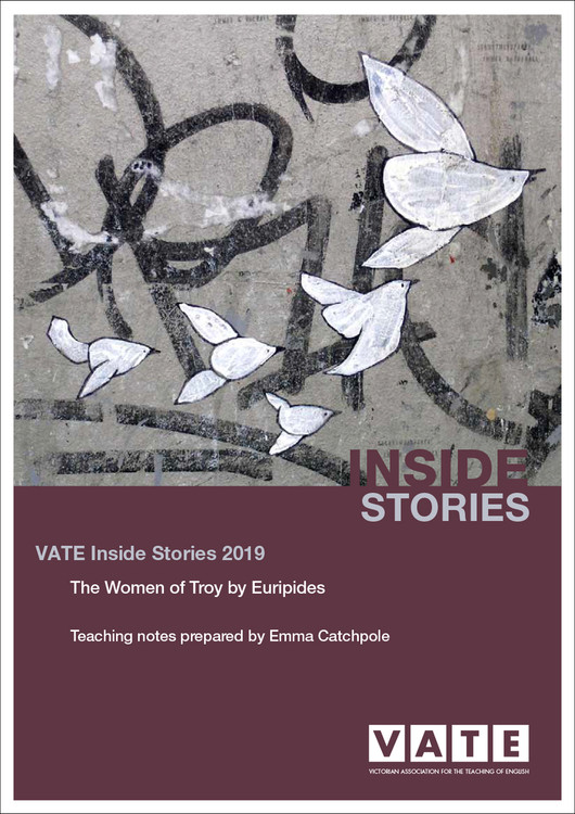 Women of Troy, The (VATE Inside Stories)