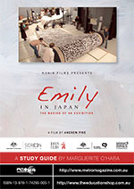 Emily in Japan