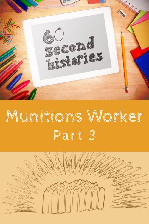 World War 1: Munitions Worker - Part 3 (1-Year Rental)