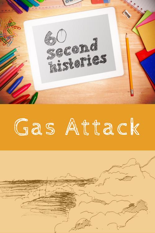 World War 1: Gas Attack (1-Year Rental)