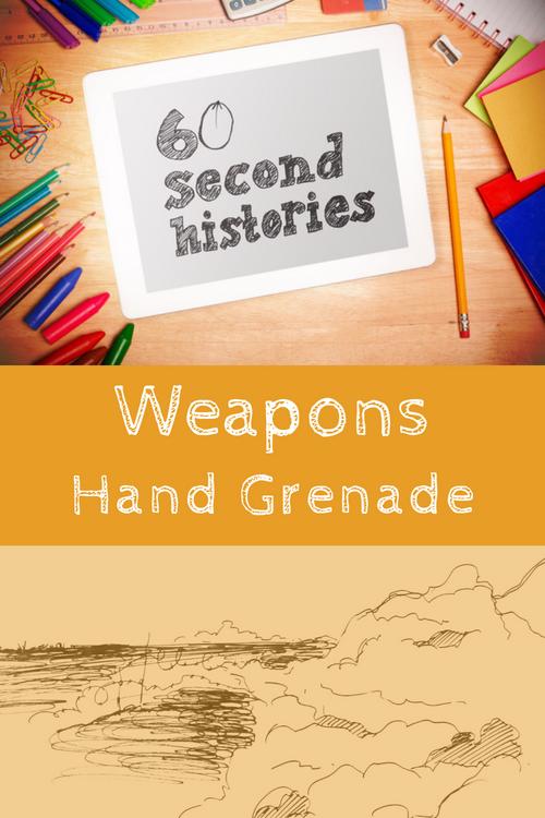 World War 1: Weapons - Hand Grenade (3-Day Rental)