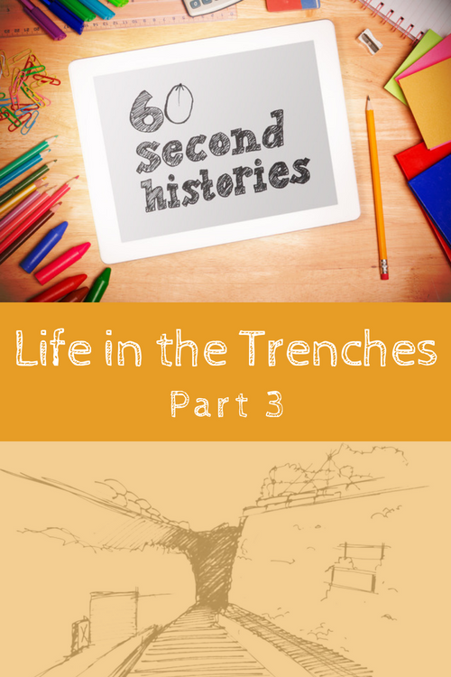 World War 1: Life in the Trenches - Part 3 (3-Day Rental)