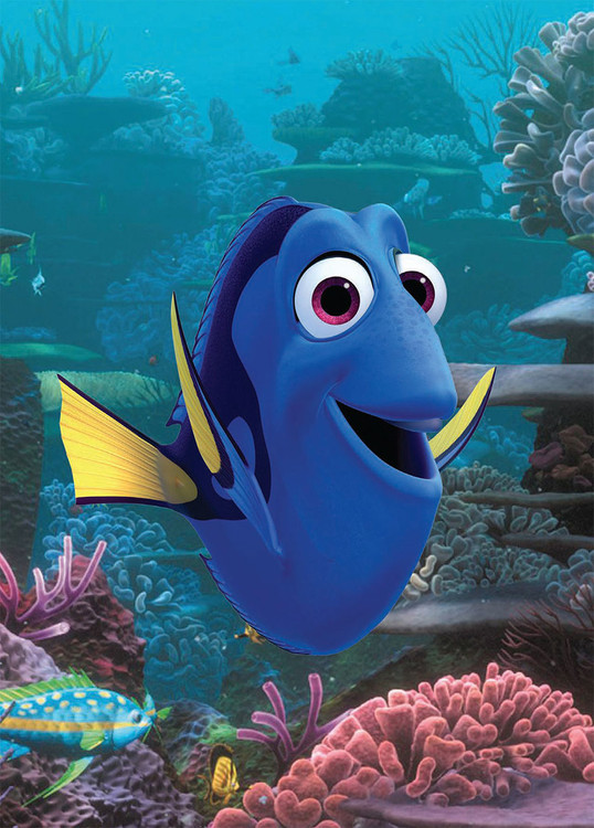 Remembering What's Important: A 'Finding Dory' Study Guide