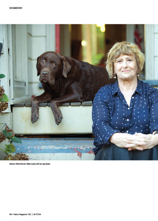 Dog Day, Every Day: Gillian Leahy's 'Baxter and Me' and the Essay Film