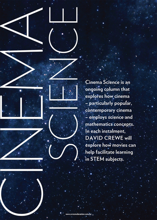 Cinema Science: 'Passengers' and the Specifics of Space