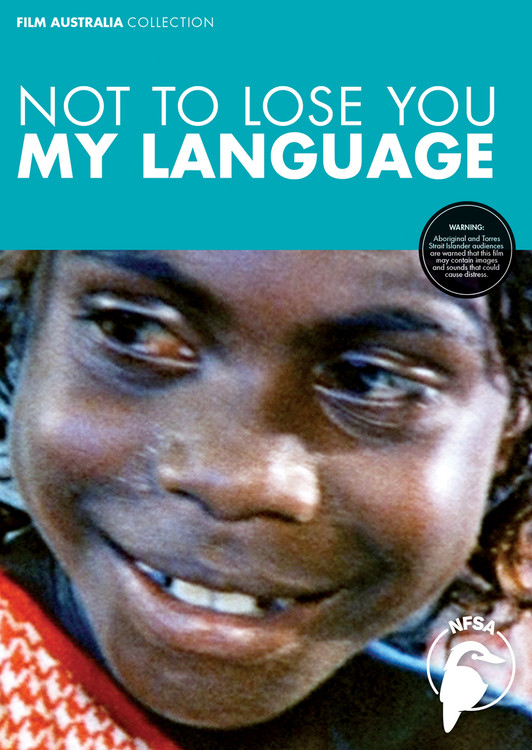 Not to Lose You, My Language (1-Year Access)