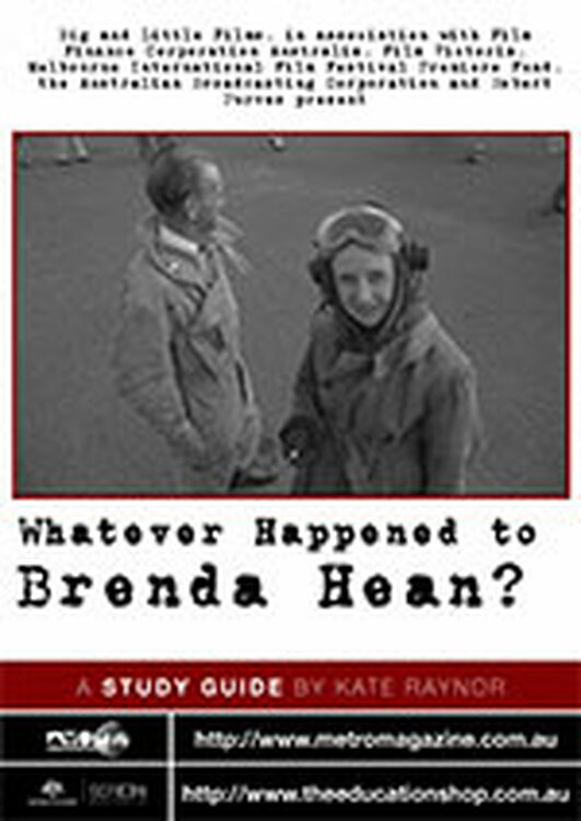 Whatever Happened to Brenda Hean?
