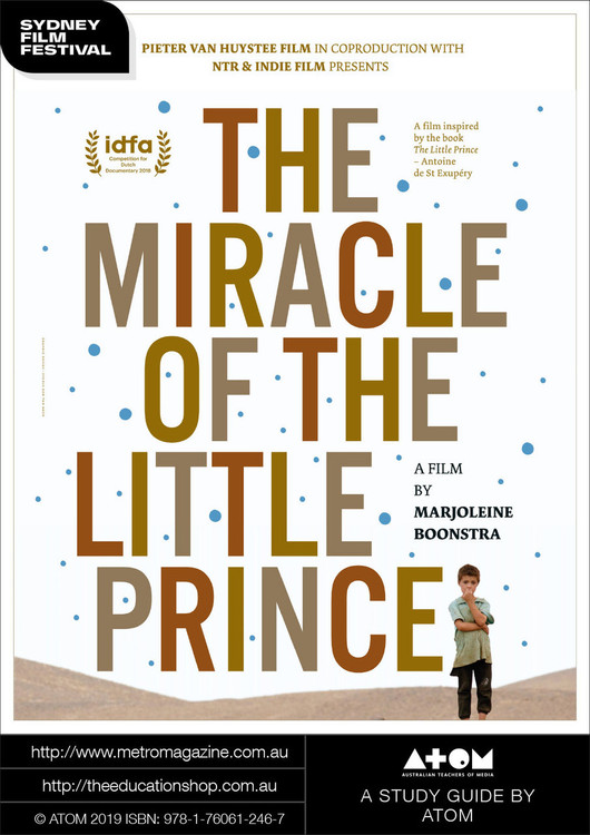 Miracle of the Little Prince, The (ATOM Study Guide)