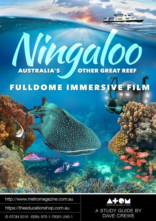 Ningaloo: Australia's Other Great Reef (ATOM Study Guide)