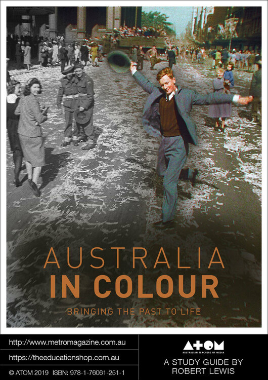 Australia in Colour (ATOM Study Guide)