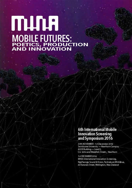 6th International Mobile Innovation Screening (7-Day Rental)