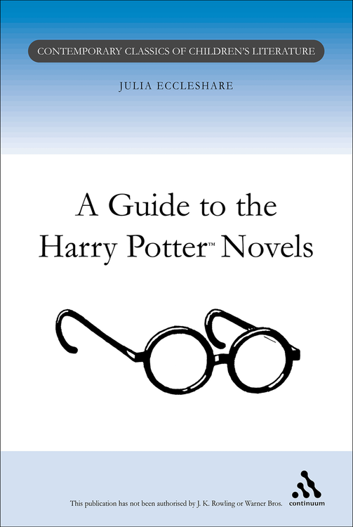 Guide to the Harry Potter Novels, A