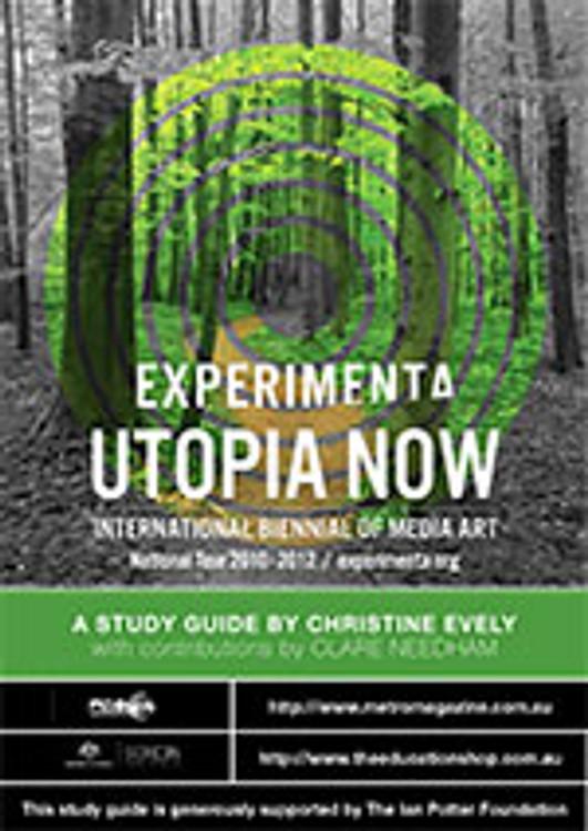 Experimenta: Utopia Now