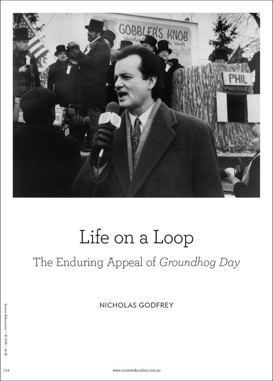 Life on a Loop: The Enduring Appeal of 'Groundhog Day'