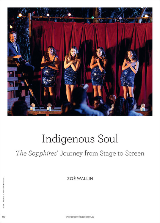 Indigenous Soul: 'The Sapphires'' Journey from Stage to Screen