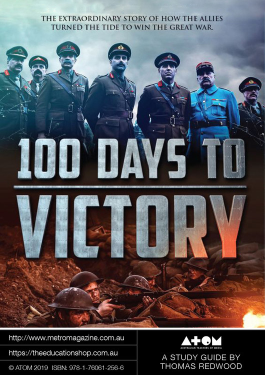 100 Days to Victory (ATOM Study Guide)