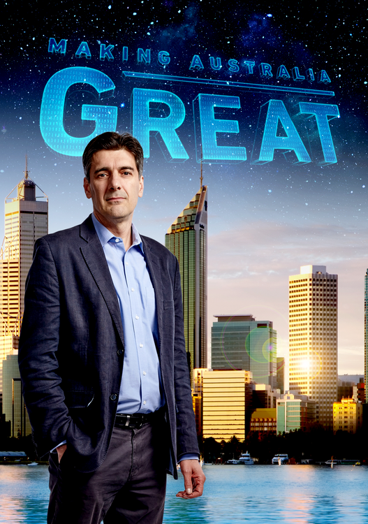 Making Australia Great (7-Day Rental)