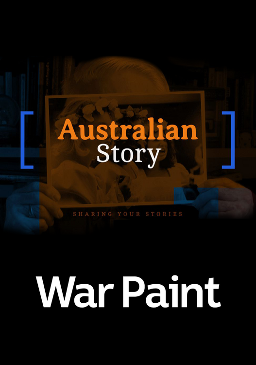 Australian Story - Warpaint (1-Year Rental)
