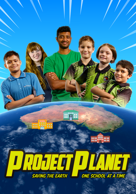Project Planet (1-Year Rental)