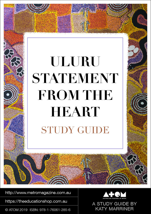 Uluru Statement from the Heart Explainer Video (ATOM Study Guide)