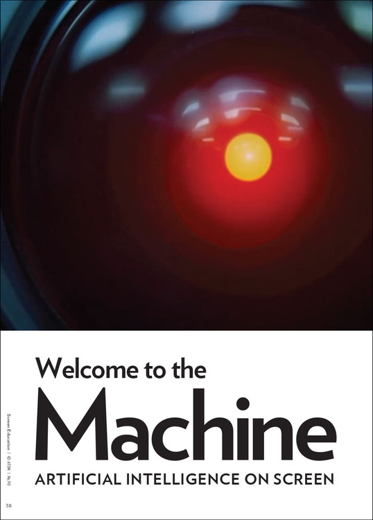 Welcome to the Machine: Artificial Intelligence on Screen