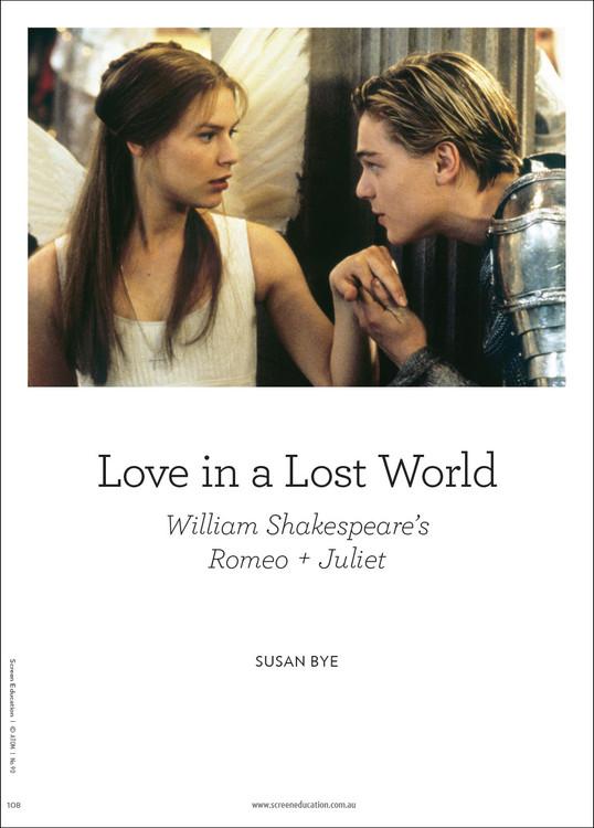 Love in a Lost World: 'William Shakespeare's Romeo + Juliet'