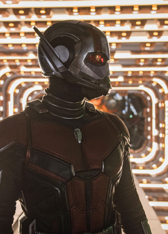 Cinema Science: The Small Wonders of 'Ant-Man and the Wasp'
