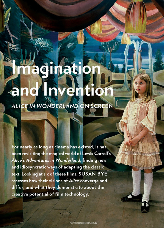 Imagination and Invention: 'Alice in Wonderland' on Screen
