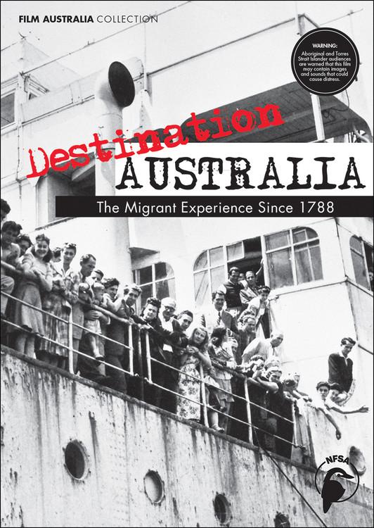 Destination Australia: The Migrant Experience Since 1788 - The White Australia Policy (30-Day Rental)