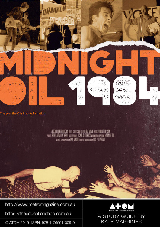Midnight Oil: 1984 (ATOM Study Guide)