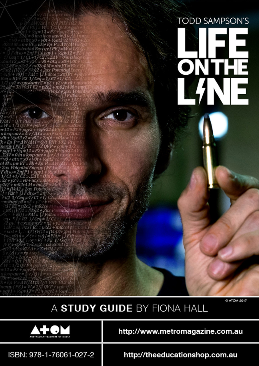 Todd Sampson's Life on the Line (ATOM Study Guide) - The